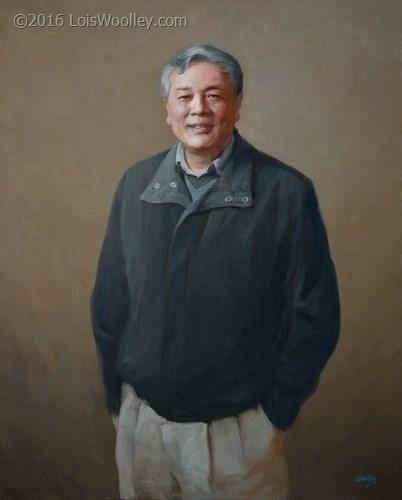 Dai Liu, Board Member, Shanghai Institute of Visual Art