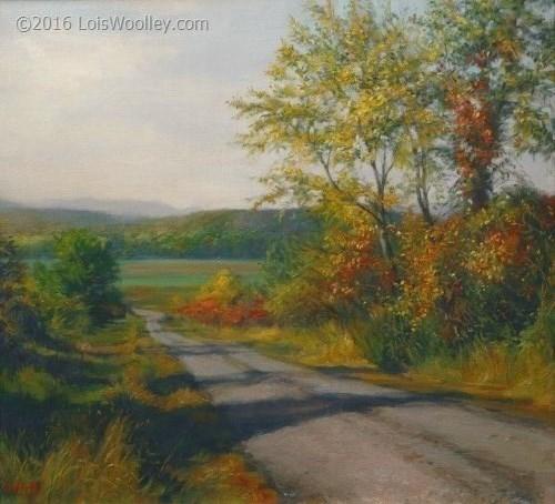 Davenport Farm Road