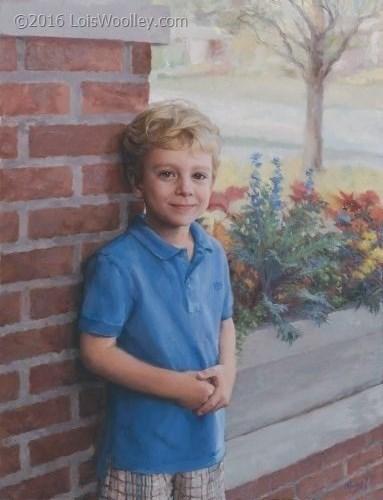 Hank (age 5)