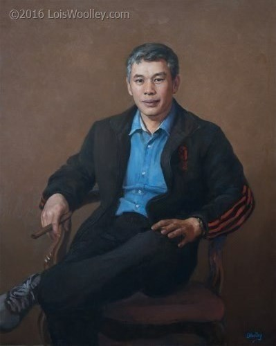 Li Yu Ping, Board Member, Shanghai Institute of Visual Art