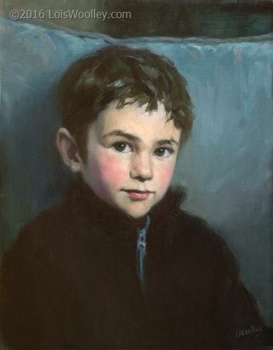 Quentin (age 7)