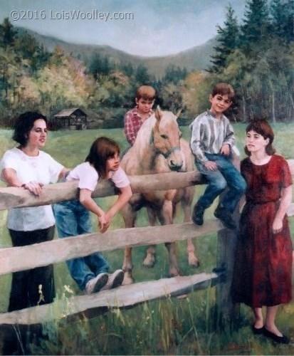 Ricken family