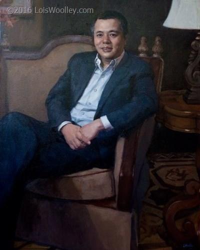 TianQiao Chen, Board Member, Shanghai Institute of Visual Art