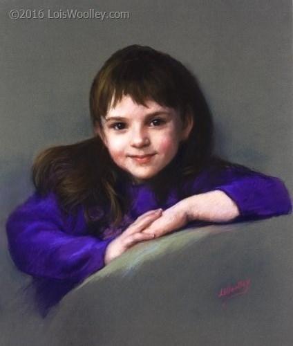 Veronica (age 6)
