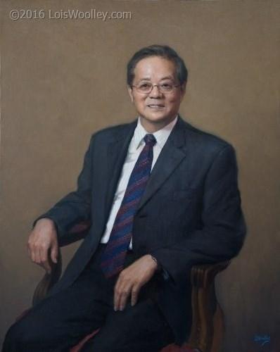 Wang Shenghong, Board Member, Shanghai Institute of Visual Art