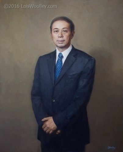 Peijian Xue, Board Member, Shanghai Institute of Visual Art