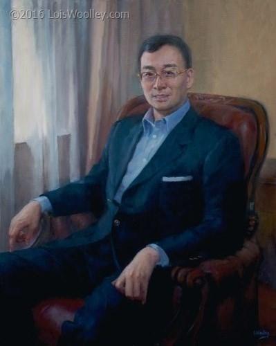 Shugang Zhou, Board Member, Shanghai Institute of Visual Art